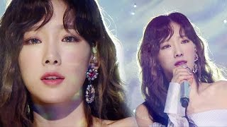 comeback special taeyeon fine at inkigayo 20170305