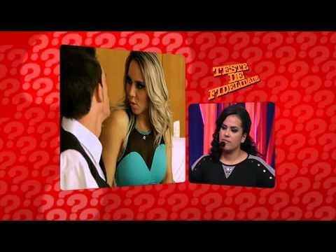 Teste de Fidelidade Mulher Melão faz show particular para infiel e empina popozão 7