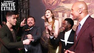Jumanji: Welcome to the Jungle | US Premiere with cast Interview