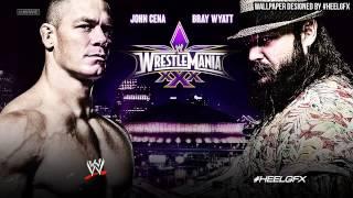 "2014: John Cena vs. Bray Wyatt WWE WrestleMania 30 (XXX) Theme Song - ""Legacy"" + Download Link ᴴᴰ"