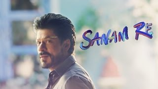 SANAM RE Title Song | Shah Rukh Khan, Kajol, Katrina Kaif | 2016 | T-Series