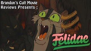 Brandon's Cult Movie Reviews: Felidae