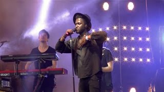 Kwabs - Walk /live/ @ Sziget Festival 2015, Budapest, 16.08.2015