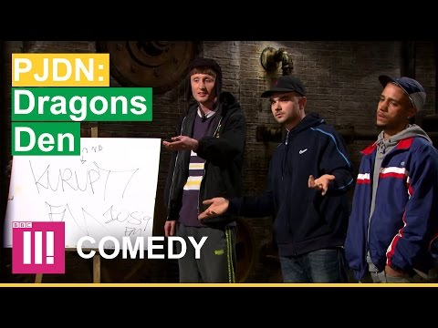 People Just Do Nothing in the Dragons' Den - BBC