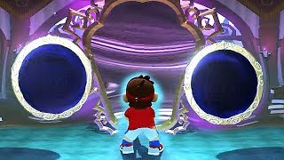 Mario Vs Reflection Room Ultimate Challenge   Mario Tennis Aces Part 3 - Mini Games