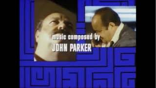 Cannon:  Pilot (score suite; John Parker)