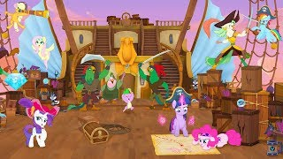 My Little Pony: The Movie (2017) 360º Pirates Image
