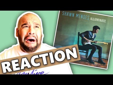 SHAWN MENDES ILLUMINATE ALBUM REACTION