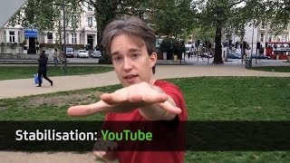 How YouTube Video Stabilization Works