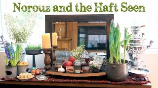 Norouz and The Haft Seen