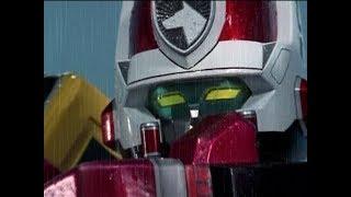 Power Rangers S.P.D. - Sam Part 2 - Megazord Fight | Episode 8