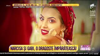 Narcisa, frumoasa concurentă la X Factor, poveste de iubire ca-n filme!
