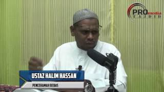 14-02-2017 Ustaz Halim Hassan: Doa pagi dan petang