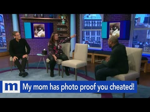 Xxx Mp4 My Mom Has Photo Proof You Cheated The Maury Show 3gp Sex