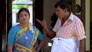 Vadivelu is shameless and brave - Sillunu Oru Kaadhal
