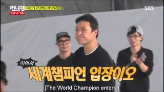 [ENG SUB] GOT7 JB VS DUCKY (B-BOY BATTLE) CUT