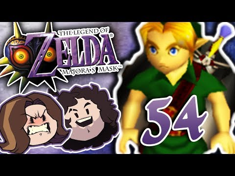 Xxx Mp4 Zelda Majora S Mask Can He Make It PART 54 Game Grumps 3gp Sex