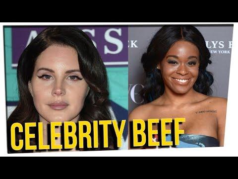 Xxx Mp4 Lana Del Rey Azealia Banks Argue About Kanye West Ft DavidSoComedy 3gp Sex