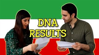 """Iranian Couple's DNA: Are we """"Persian""""?"""