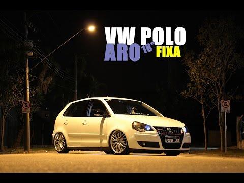 Low on the night VW Polo aro 18 Fixa Zebrão 272Club Canal 7008Films