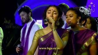 Uyire & other songs Medley By Berklee Indian ensemble - USA @ 54th Bengaluru Ganesh Utsava..!!
