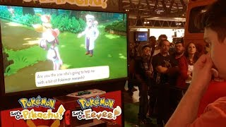 Gameplay Pokémon: Let