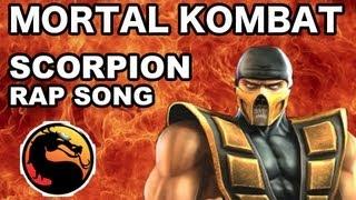 SCORPION RAP SONG - MORTAL KOMBAT