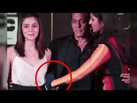 Xxx Mp4 Salman Khan YELLS At Katrina Kaif In Front Of Alia Bhatt IIFA 2017 3gp Sex