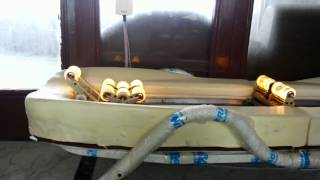 Full Body Massage Bed Machine