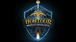 HoN Tour World Final 2015 Day 1 CH 1