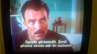 KAÇAK ÜÇLÜ (THREE FUGITIVES) TOUCHSTONE-AVT VHS KAYDI 1991 AÇILIŞ FRAGMANLARI