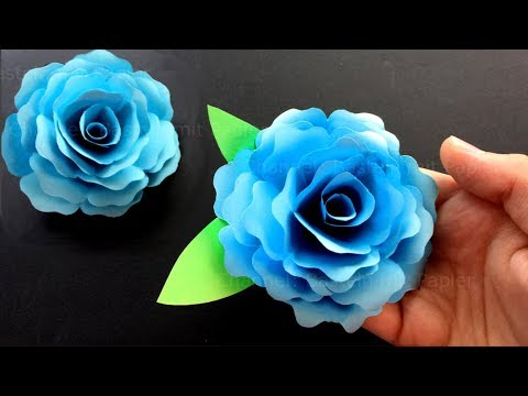 Xxx Mp4 Rose Basteln Mit Papier Bastelideen DIY Geschenke Selber Machen Origami Blumen Falten 3gp Sex