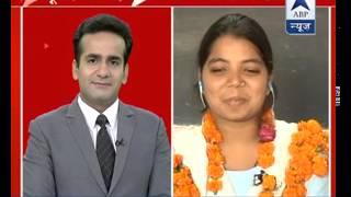UP Board intermediate topper Jyoti Rathod talks to ABP News