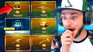 The BIGGEST Supply Drop opening EVER! - (x11 DLC WEAPONS)