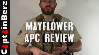 Mayflower APC (Assault Plate Carrier, Multicam)
