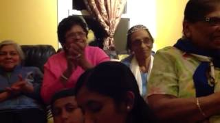 Trimurti Family Brings Happiness to Aunty Betty