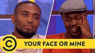 Handsome Guest, Jealous Boyfriend! | Your Face Or Mine | Comedy Central
