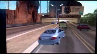 GTA San Andreas (amazing driver) 3