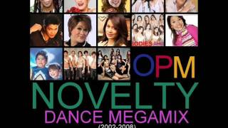 OPM NOVELTY DANCE MEGAMIX Part 2 - (DJ DAVE D)