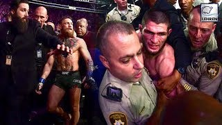 Khabib Slapped With 9 Months Ban & Conor McGregor Hit With 6 Months Ban