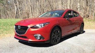 2016 Mazda3 GT Hatchback – Redline: Review