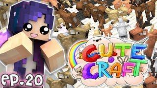 TOO MANY DEER PRANK   CuteCraft Minecraft SMP - Ep. 20