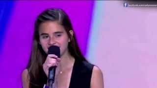 Carly Rose Sonenclar-- Original Audition for X Factor 2012 (uncut with video) HD
