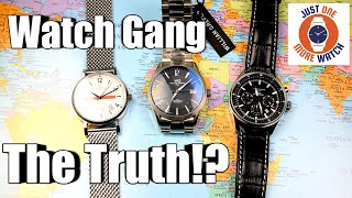 Watch Gang: The Truth (According to me, anyway)