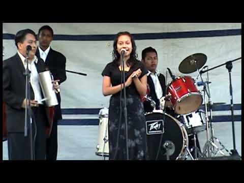 Grupo Musical Los Hijos de Cristo presentación