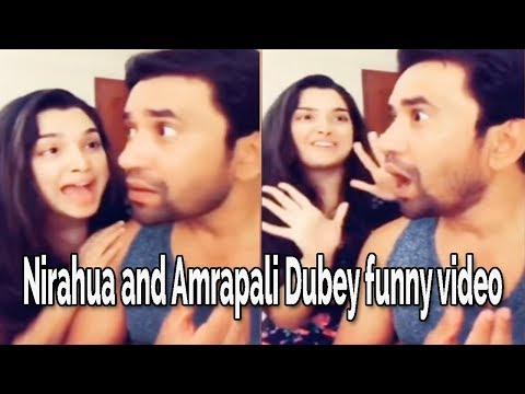 Xxx Mp4 Nirahua And Amrapali Dubey Funny Video 3gp Sex
