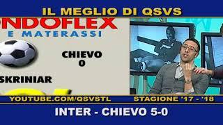 QSVS - I GOL DI INTER-CHIEVO 5-0  - TELELOMBARDIA / TOP CALCIO 24