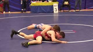 2017 SFU International: 61 kg Riley Prough vs. Cory Clark