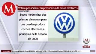 Votará VW por acelerar su producción de autos eléctricos