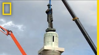 New Orleans Mayor Mitch Landrieu On Why Confederate Monuments were Taken Down   National Geographic